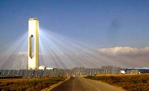 Centrale solare vgs soluzioni fotovoltaiche italiane - Centrale solare a specchi ...
