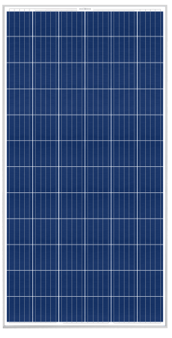 Photovoltaic Module low power, 72 cells