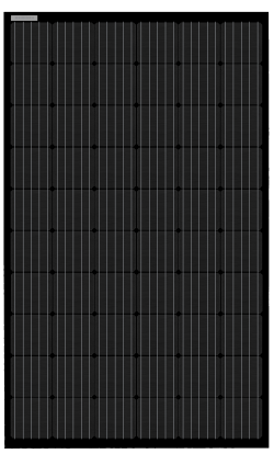 The Total black 360 Monocrystalline Photovoltaic Module