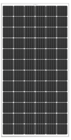 The Standard 372 Monocrystalline Photovoltaic Module