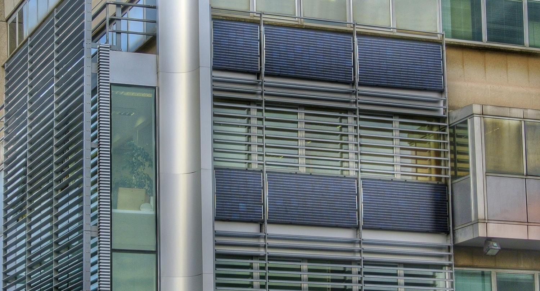 pannello fotovoltaico colorato